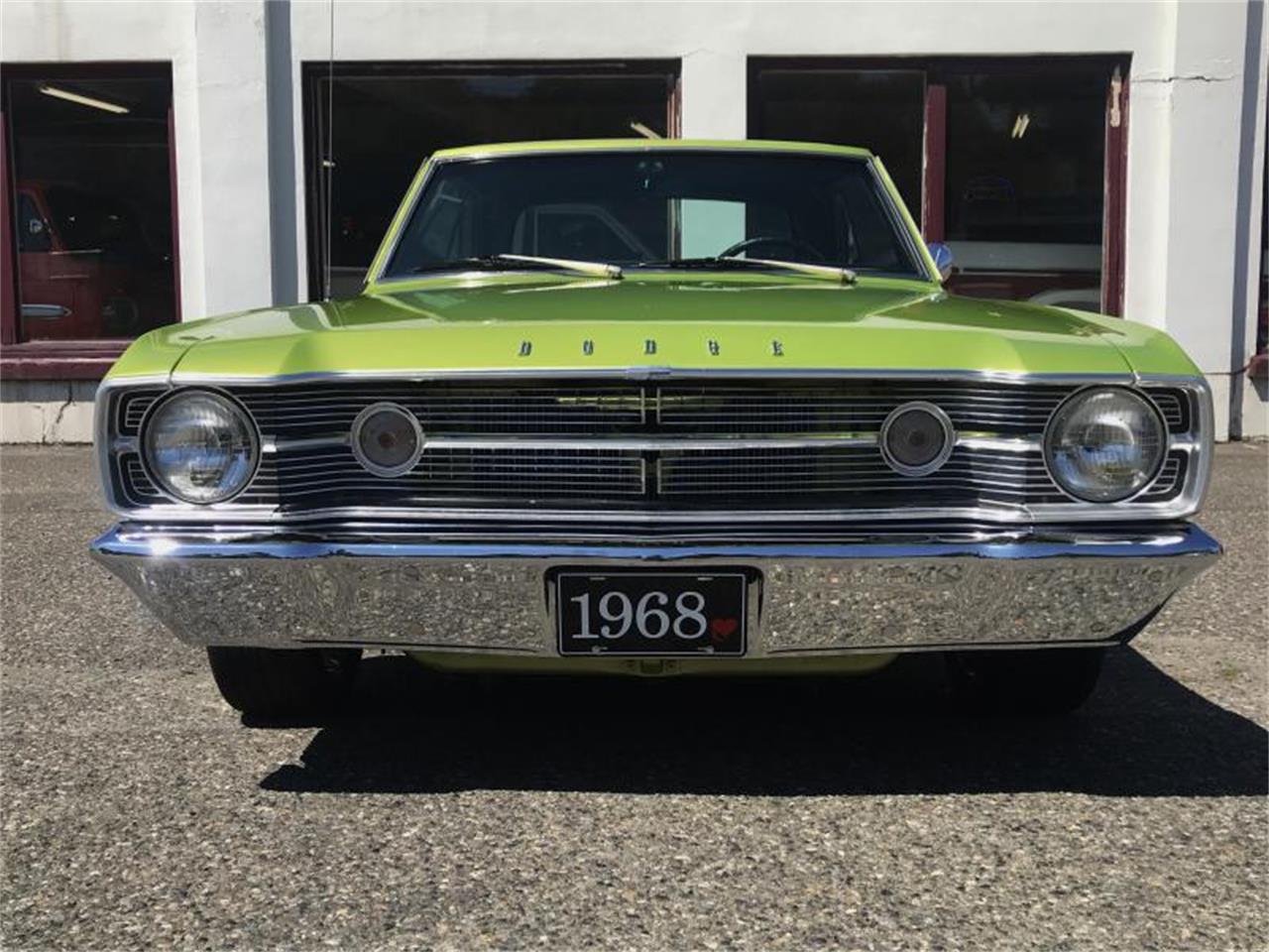 1968 Dodge Dart For Sale In Tocoma Wa Classiccarsbay Com