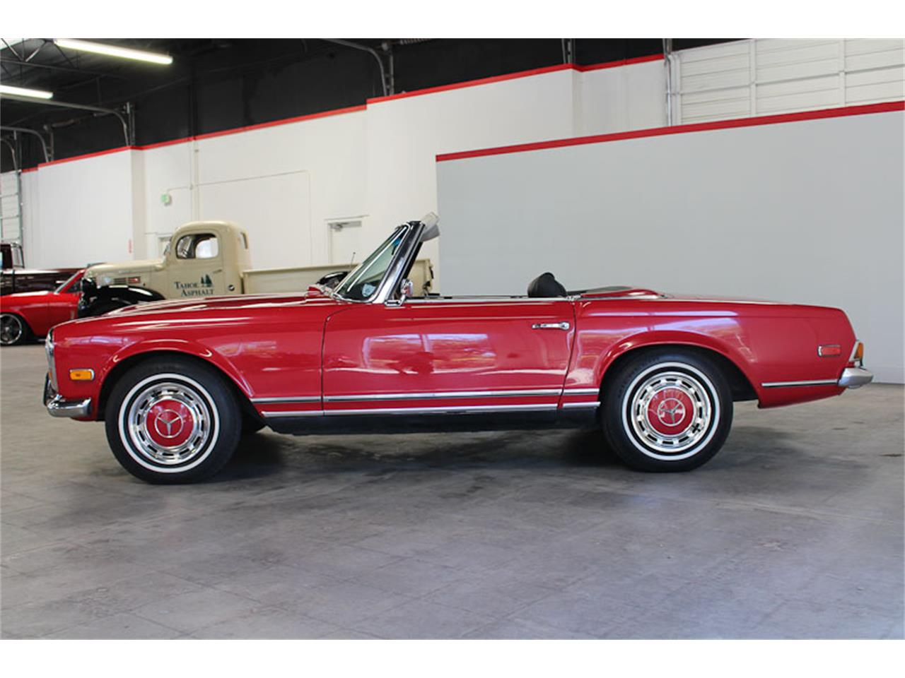 1970 Mercedes-Benz 280SL for sale in Fairfield, CA – photo 24