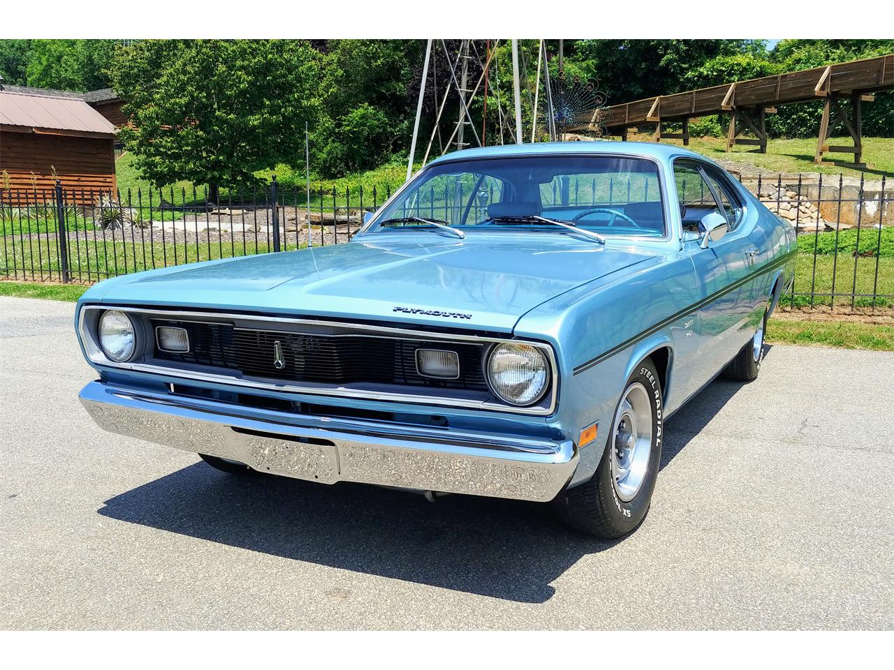 1970 Plymouth Duster For Sale In Cumming Ga Classiccarsbay Com
