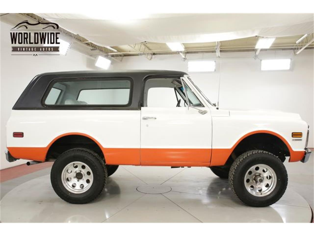 1969 Chevrolet Blazer for sale in Denver , CO – photo 5
