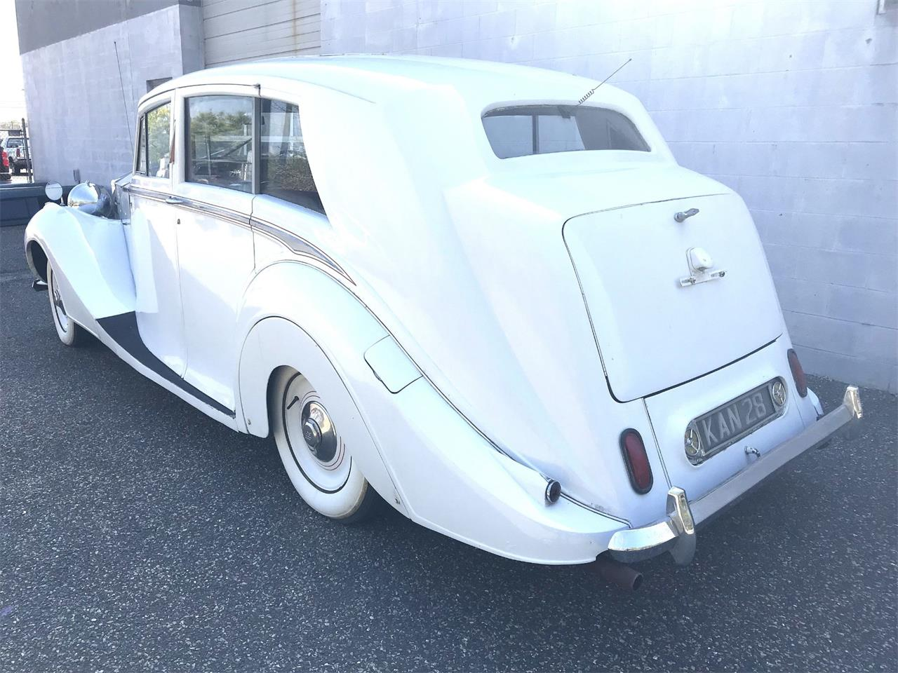 1948 Rolls-Royce Silver Wraith for sale in Stratford, NJ – photo 14