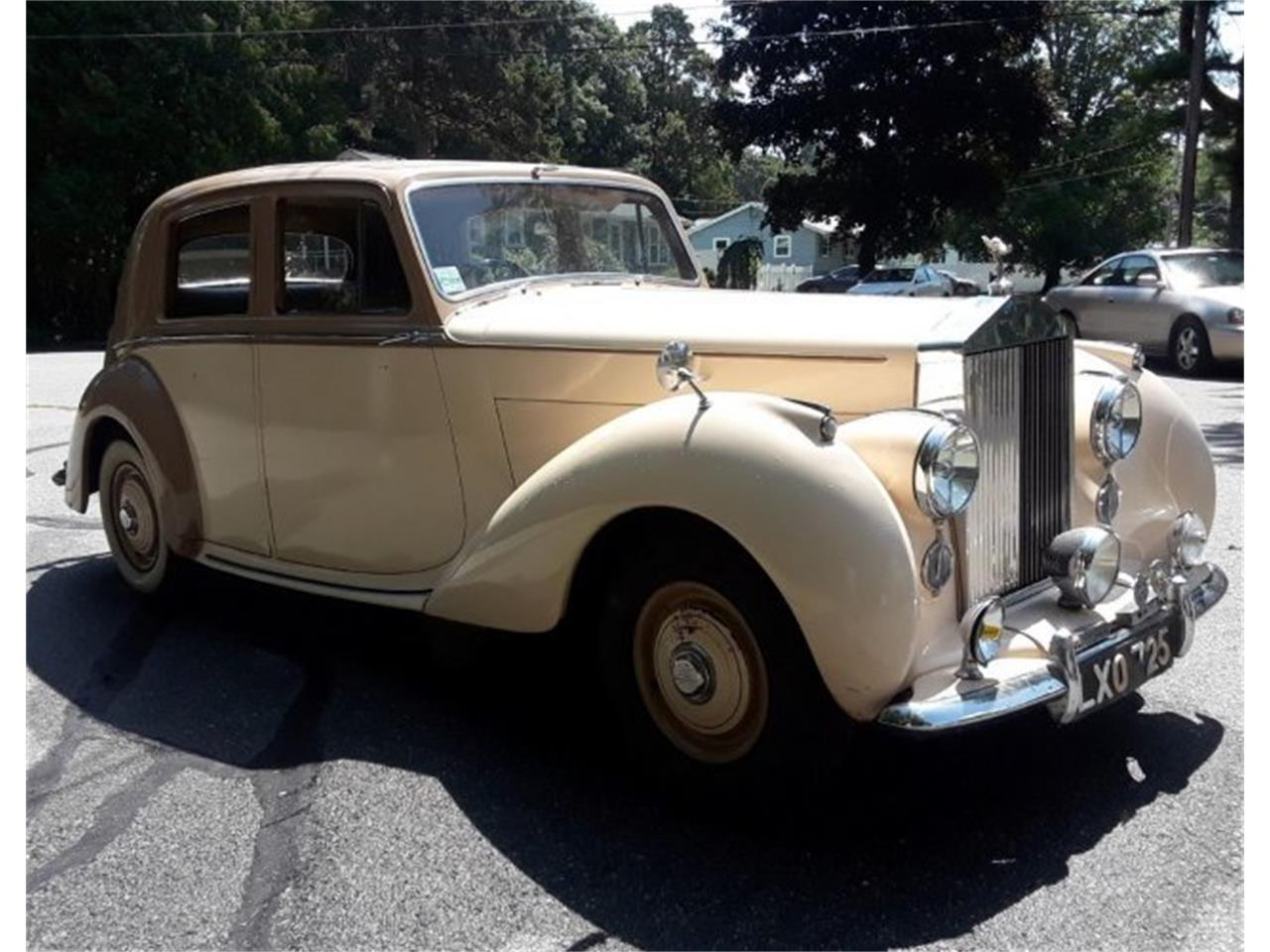 1950 Bentley Mark VI for sale in Hanover, MA