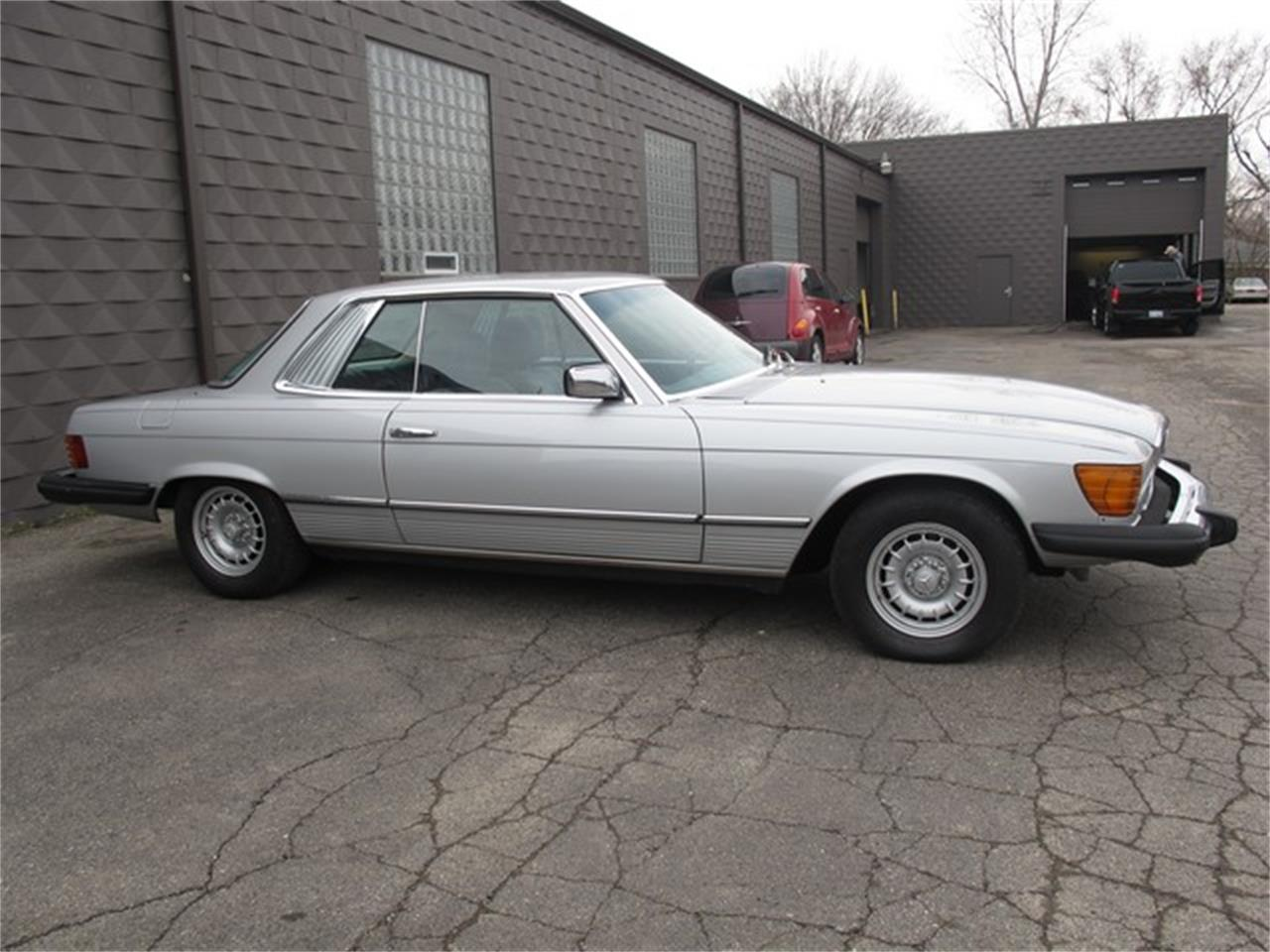 1977 Mercedes-Benz 450SLC for sale in Troy, MI – photo 15