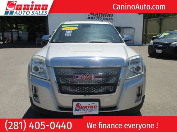 2012 gmc terrain slt with for sale in houston tx classiccarsbay com classiccarsbay
