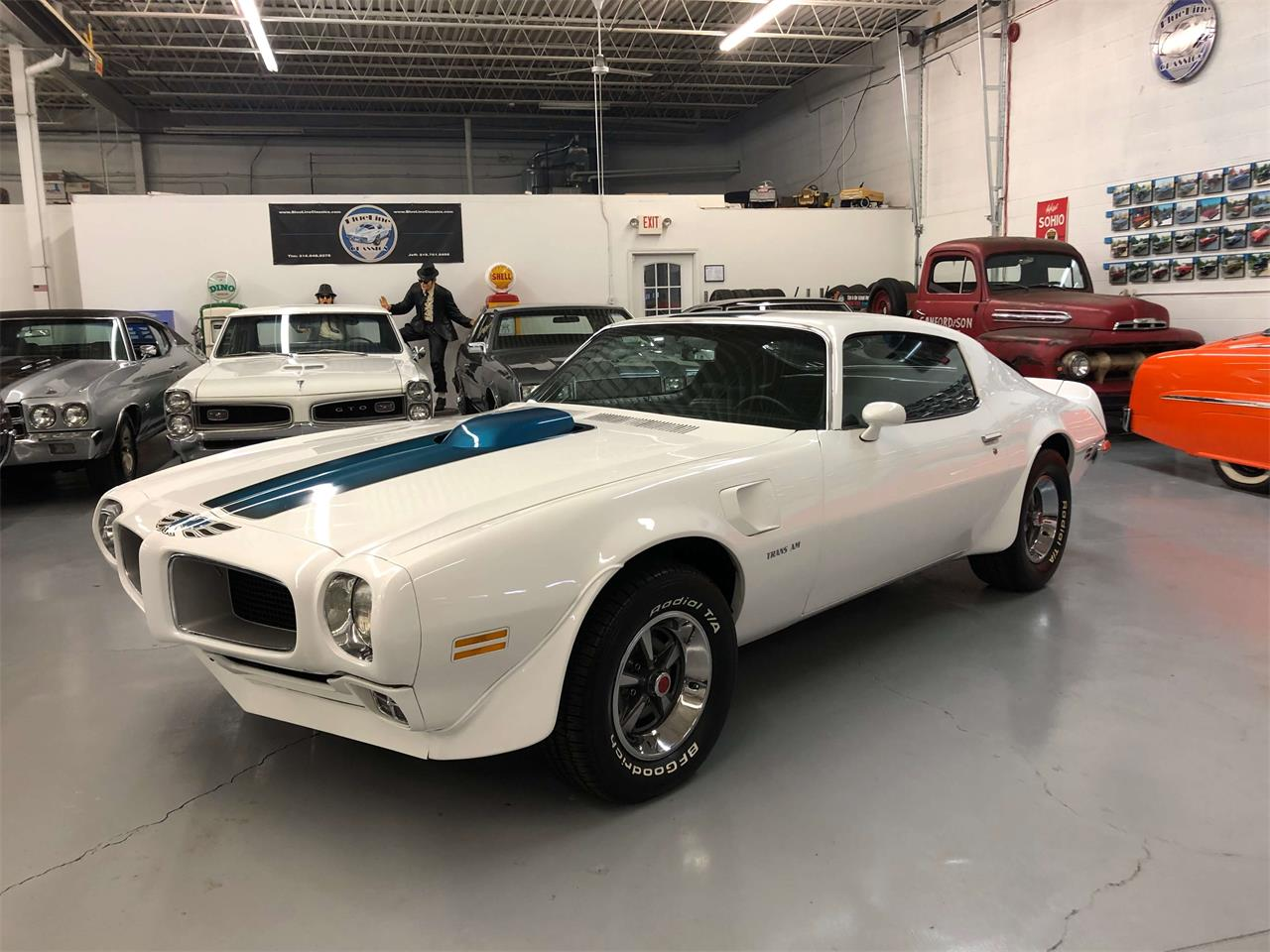 1970 Pontiac Firebird Trans Am for sale in North Royalton, OH – photo 5