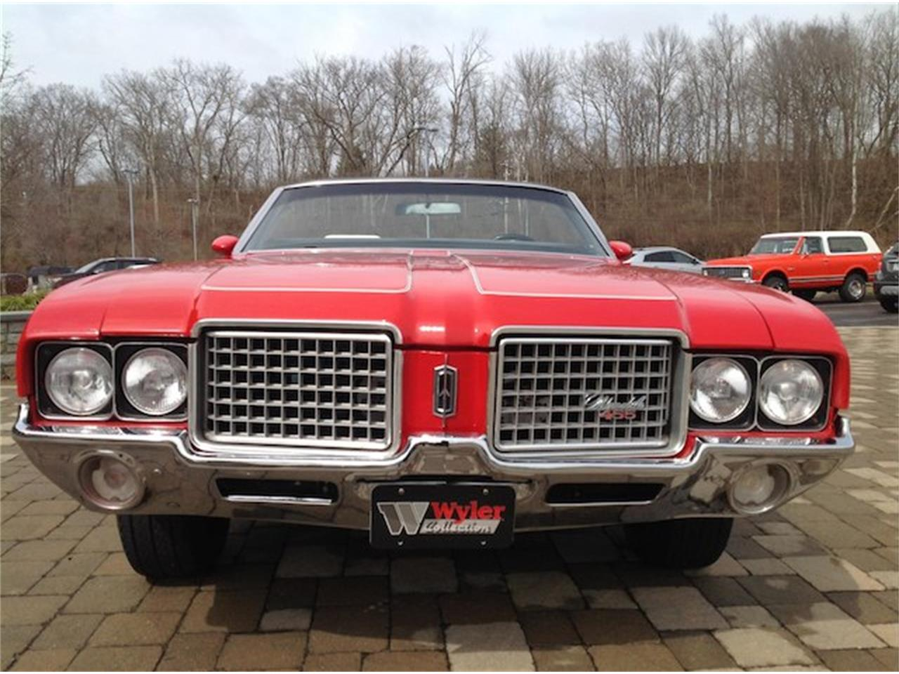 1972 Oldsmobile Cutlass for sale in Milford, OH – photo 36