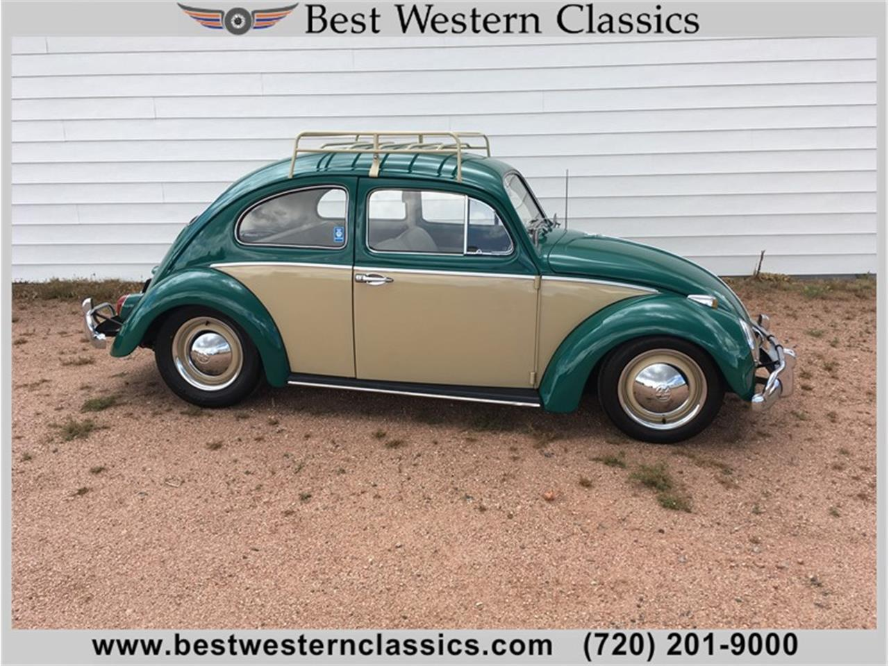 1964 Volkswagen Beetle for sale in Franktown, CO – photo 30