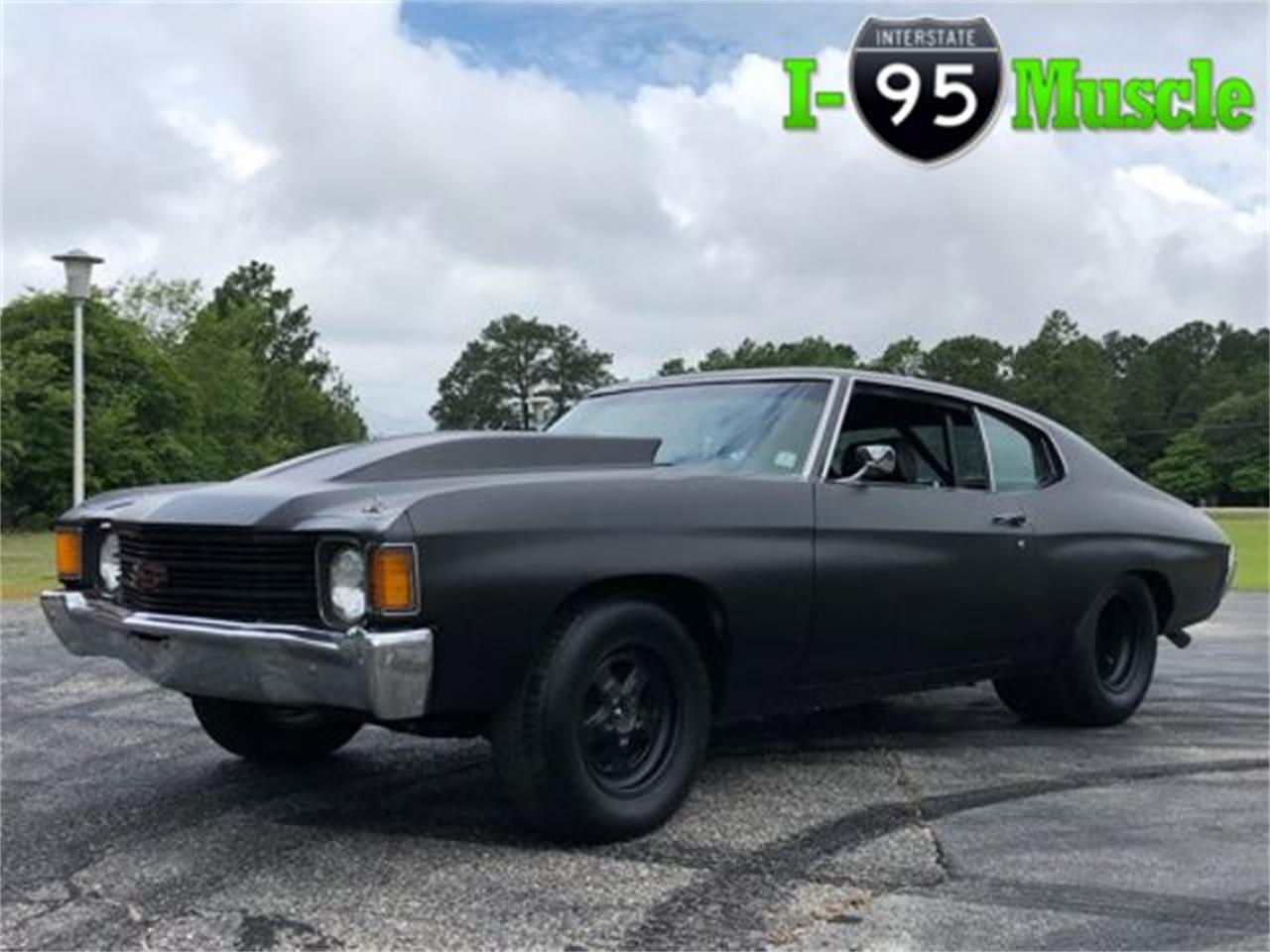 1972 Chevrolet Chevelle for sale in Hope Mills, NC