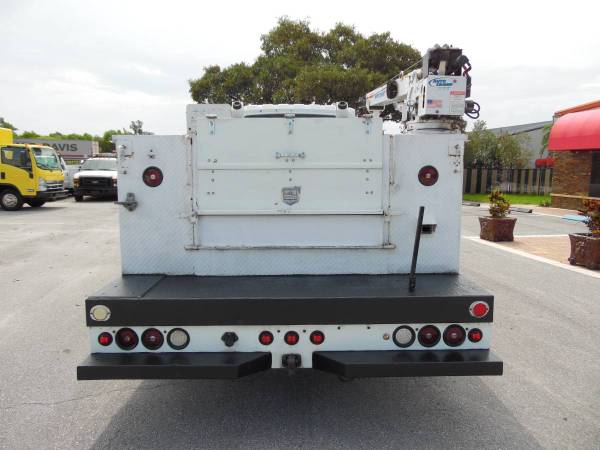International Tool Utility body *CRANE Truck* MECHANIC SERVICE TRUCK for sale in West Palm Beach, FL – photo 6