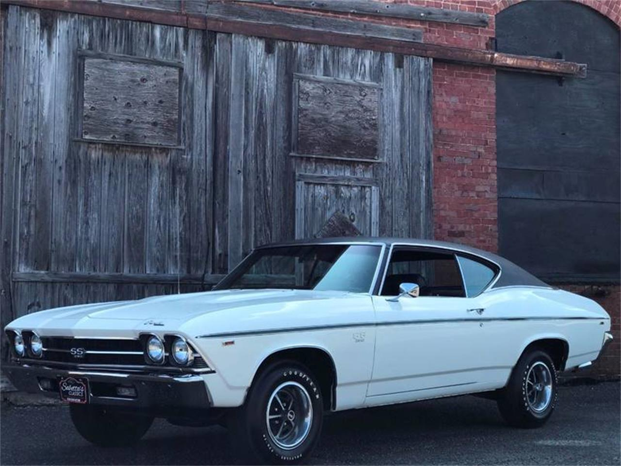 1969 Chevrolet Chevelle for sale in Orville, OH – photo 4