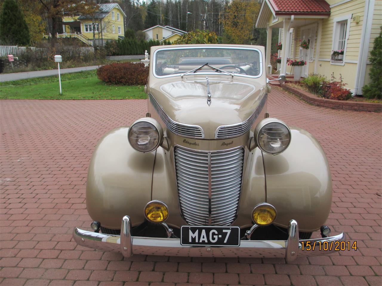 1937 Chrysler Royal for sale in Helsinki, Vantaa – photo 9
