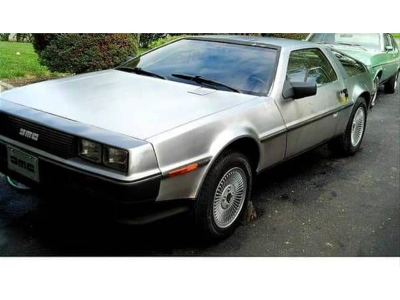 Delorean Car For Sale >> 1981 Delorean Dmc 12 For Sale In Cadillac Mi