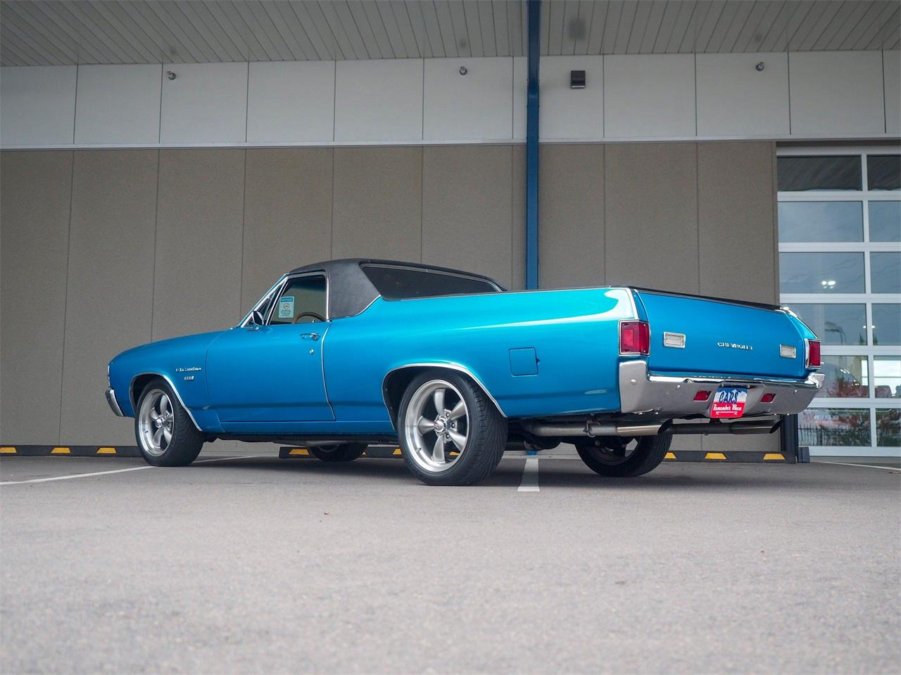 1971 Chevrolet El Camino for sale in Englewood, CO – photo 2