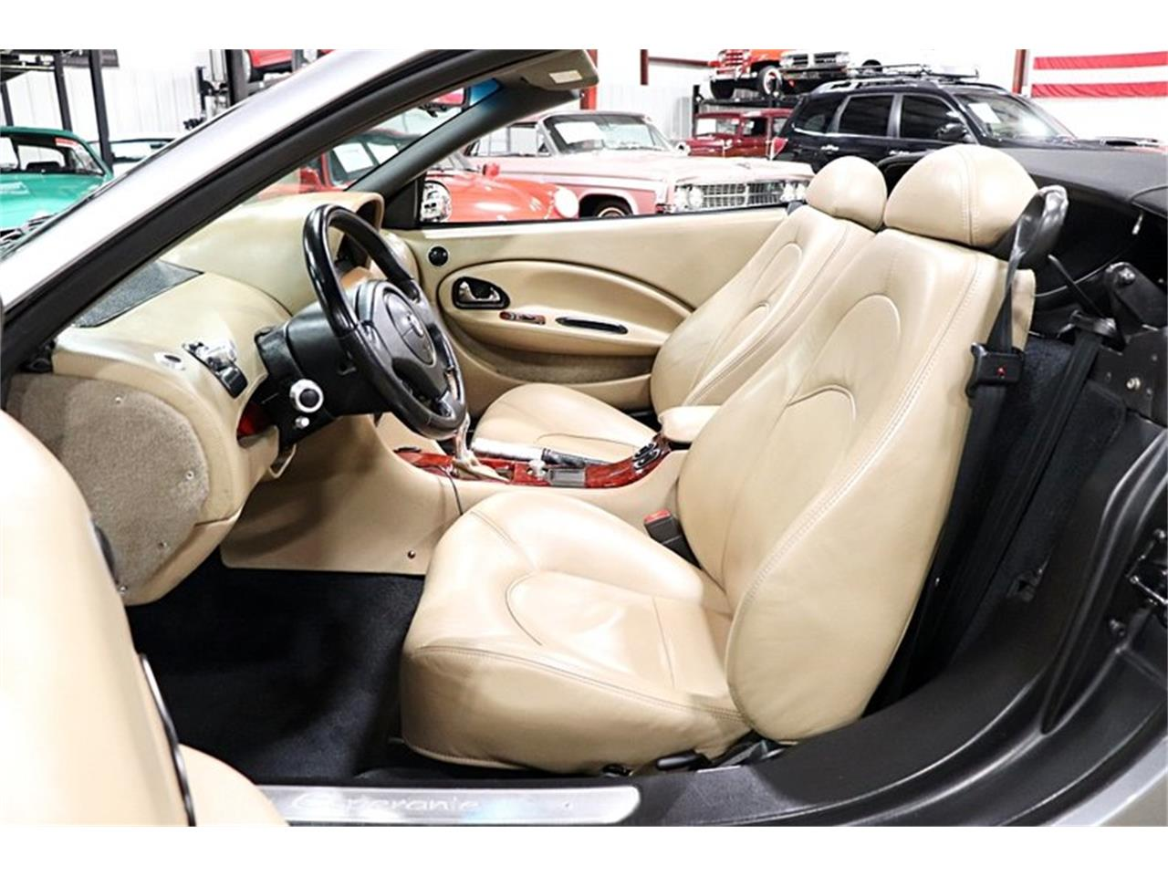 2001 Panoz Esperante for sale in Kentwood, MI – photo 82