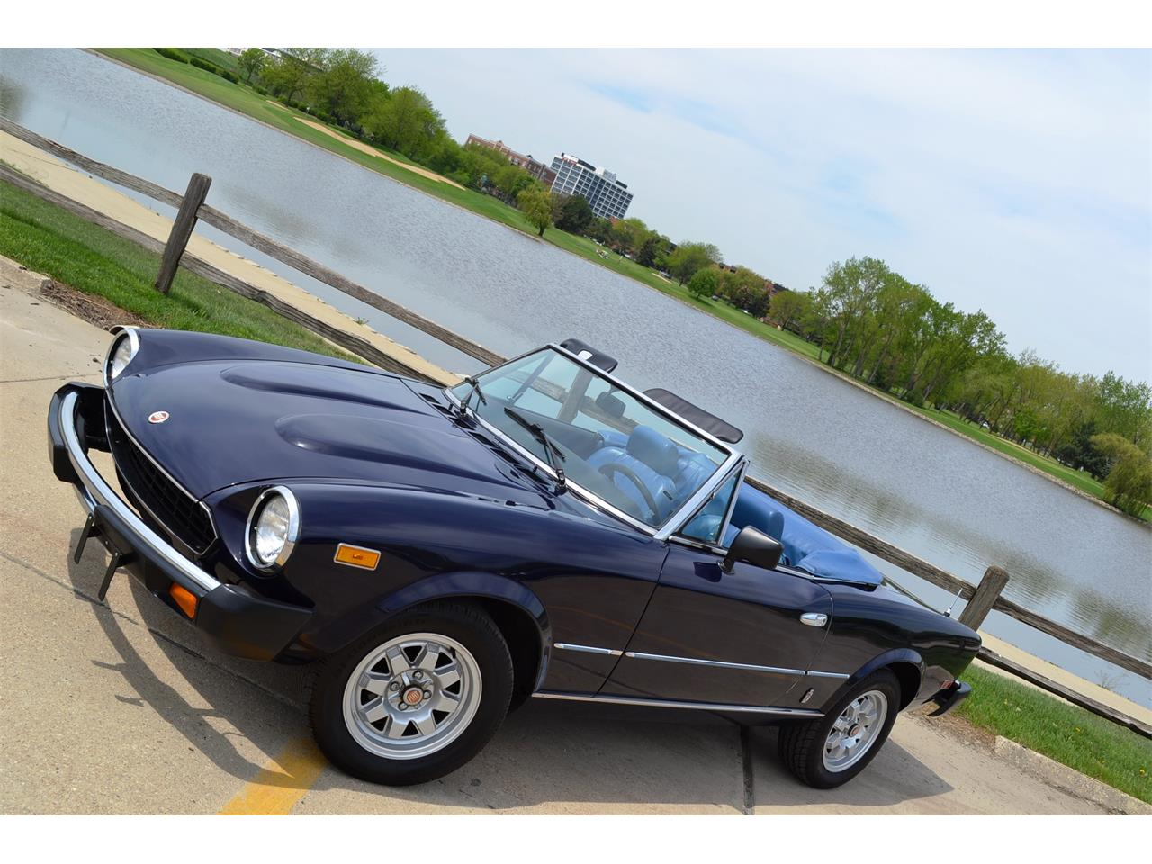 1981 Fiat Spider for sale in Barrington, IL – photo 2