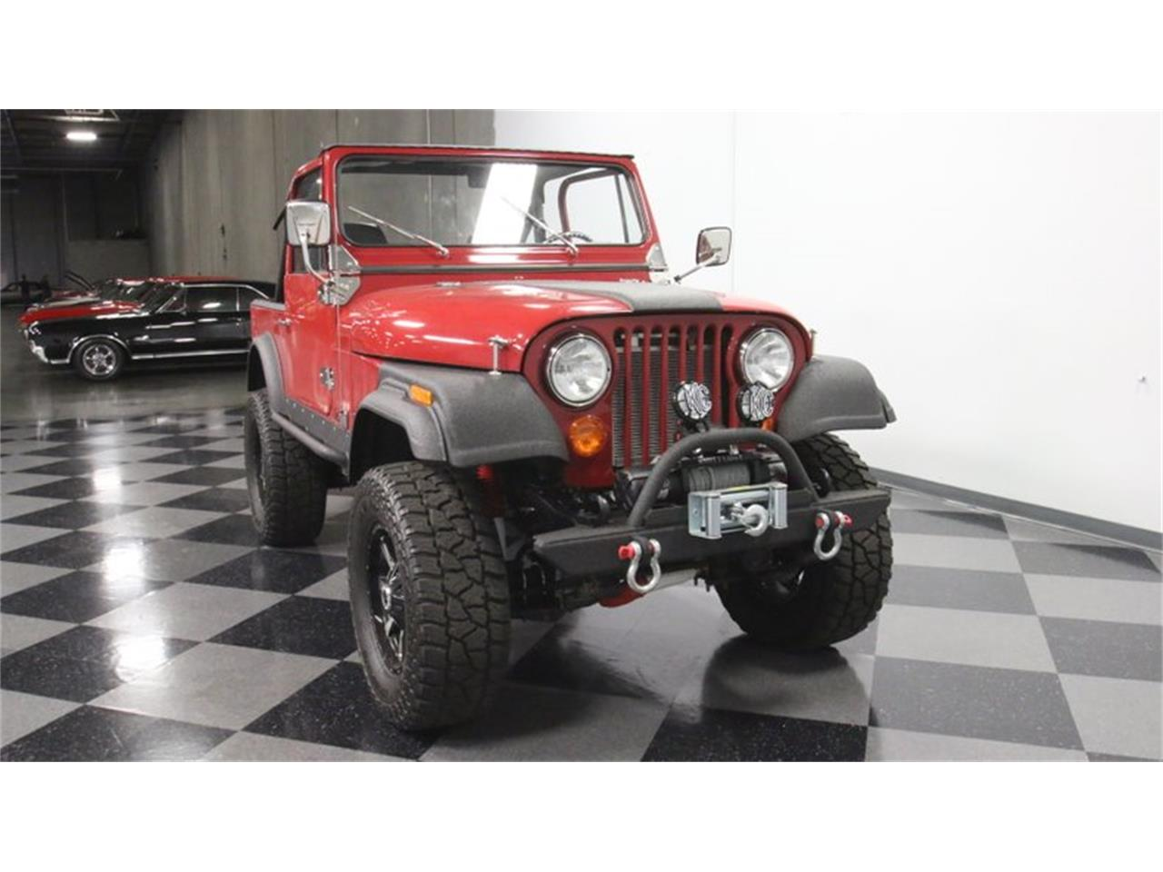 1982 Jeep CJ7 for sale in Lithia Springs, GA – photo 18