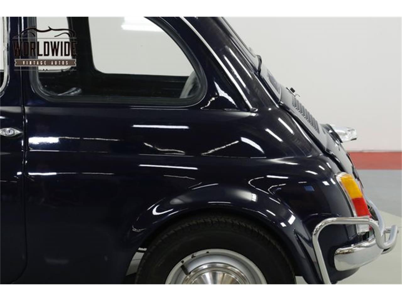 1971 Fiat 500L for sale in Denver , CO – photo 13