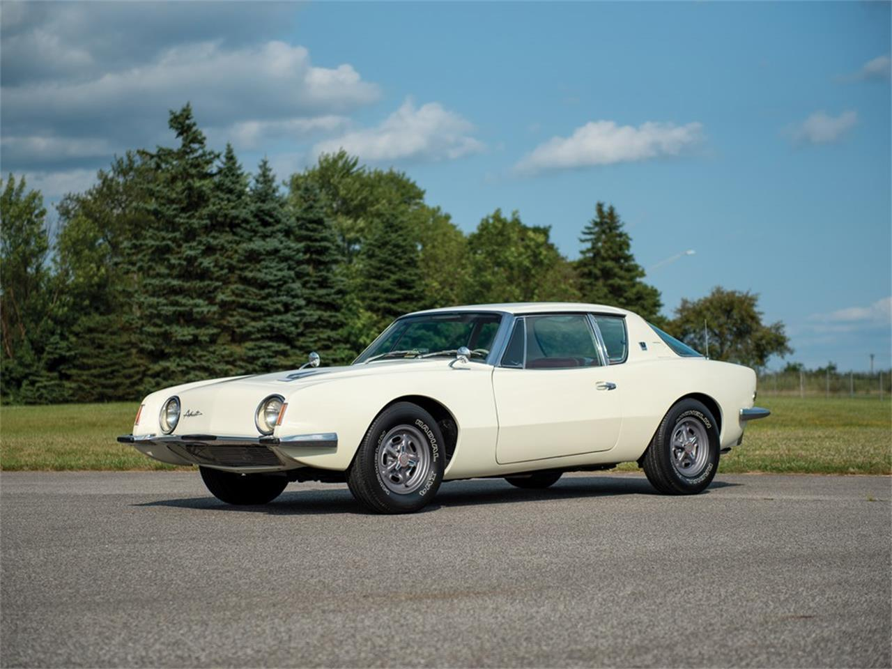 1963 Studebaker Avanti for sale in Auburn, IN