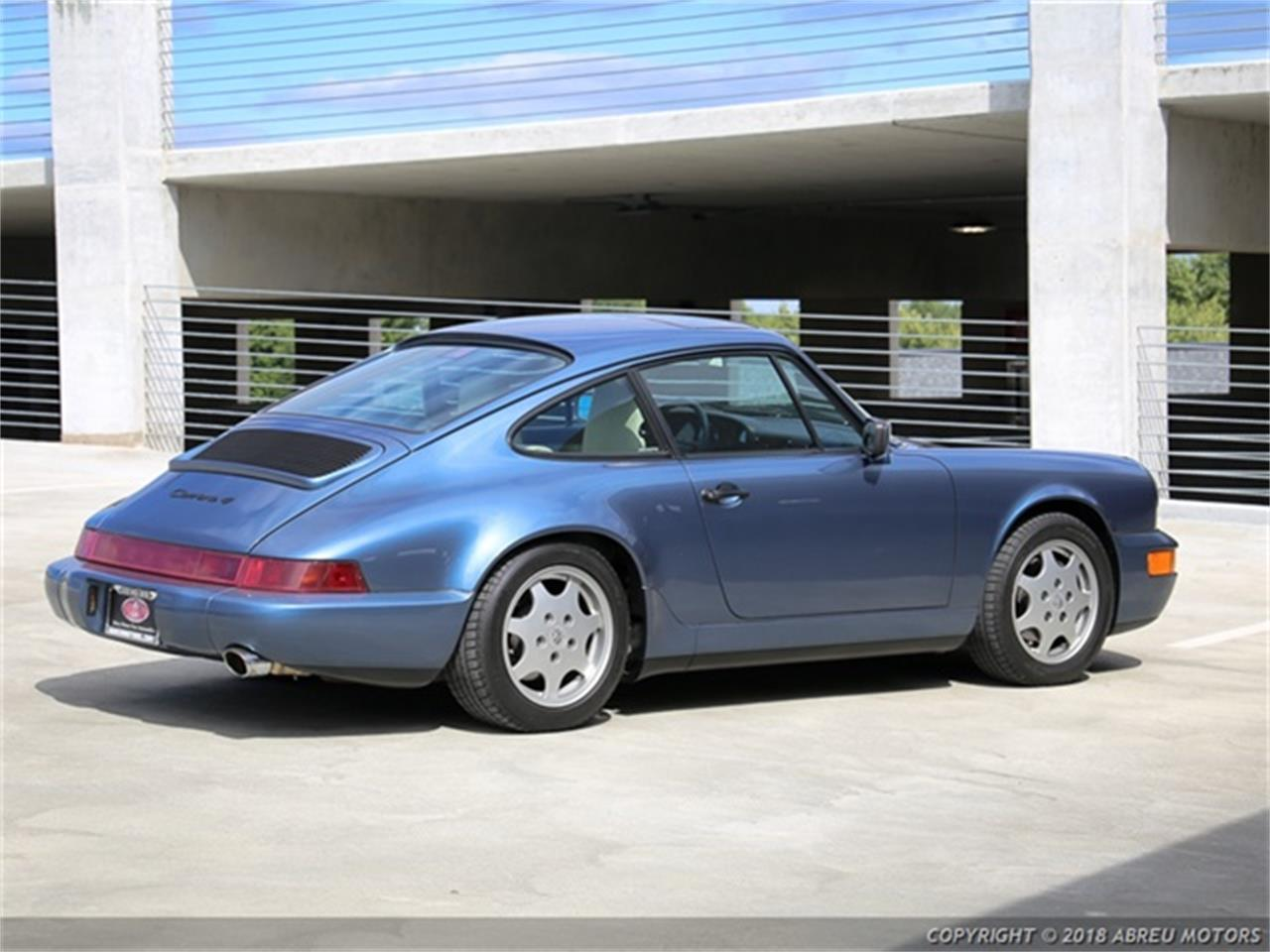 1989 Porsche 911 Carrera for sale in Carmel, IN – photo 7