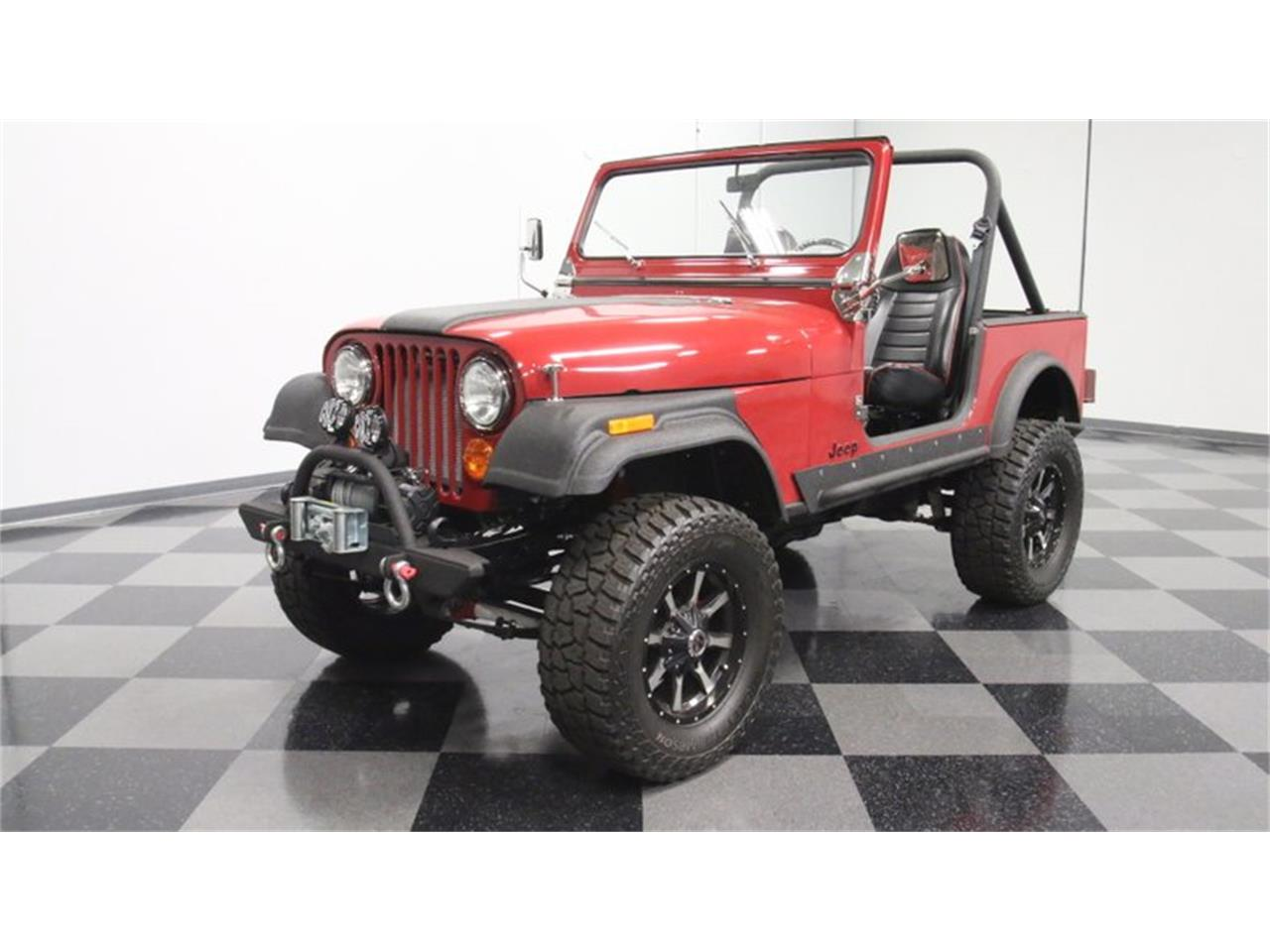 1982 Jeep CJ7 for sale in Lithia Springs, GA – photo 21