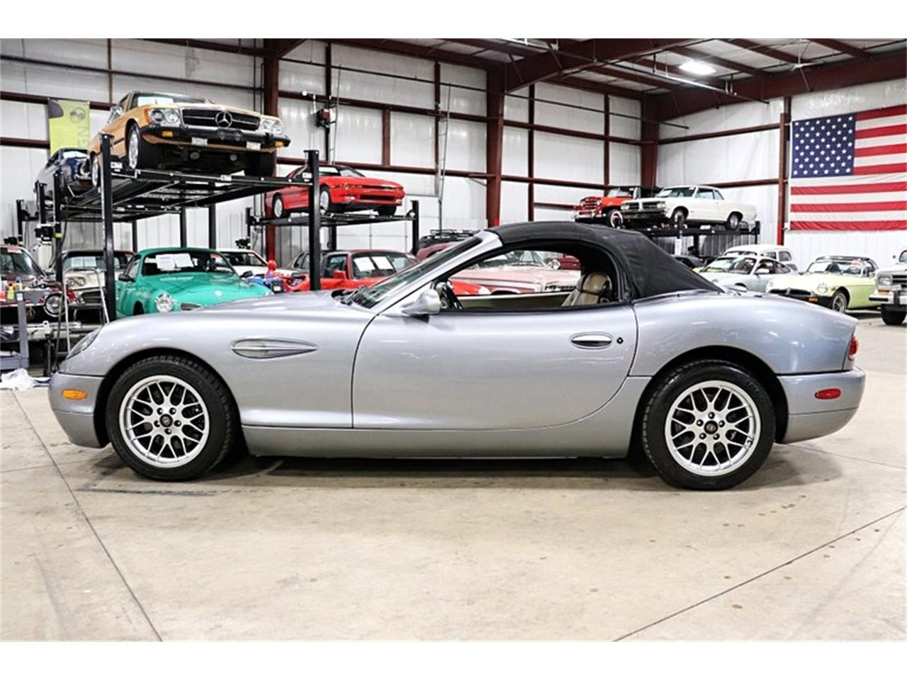 2001 Panoz Esperante for sale in Kentwood, MI – photo 68