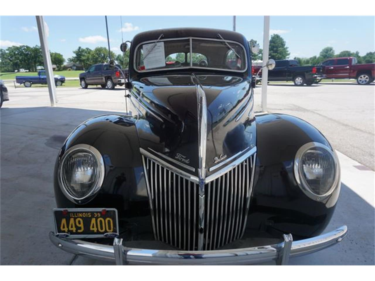 1939 Ford Custom for sale in Blanchard, OK