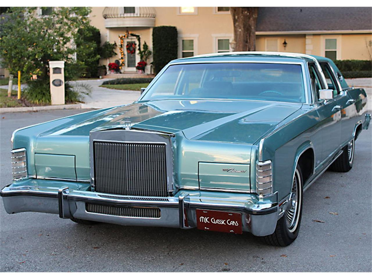 1979 Lincoln Town Car For Sale In Lakeland Fl Classiccarsbay Com