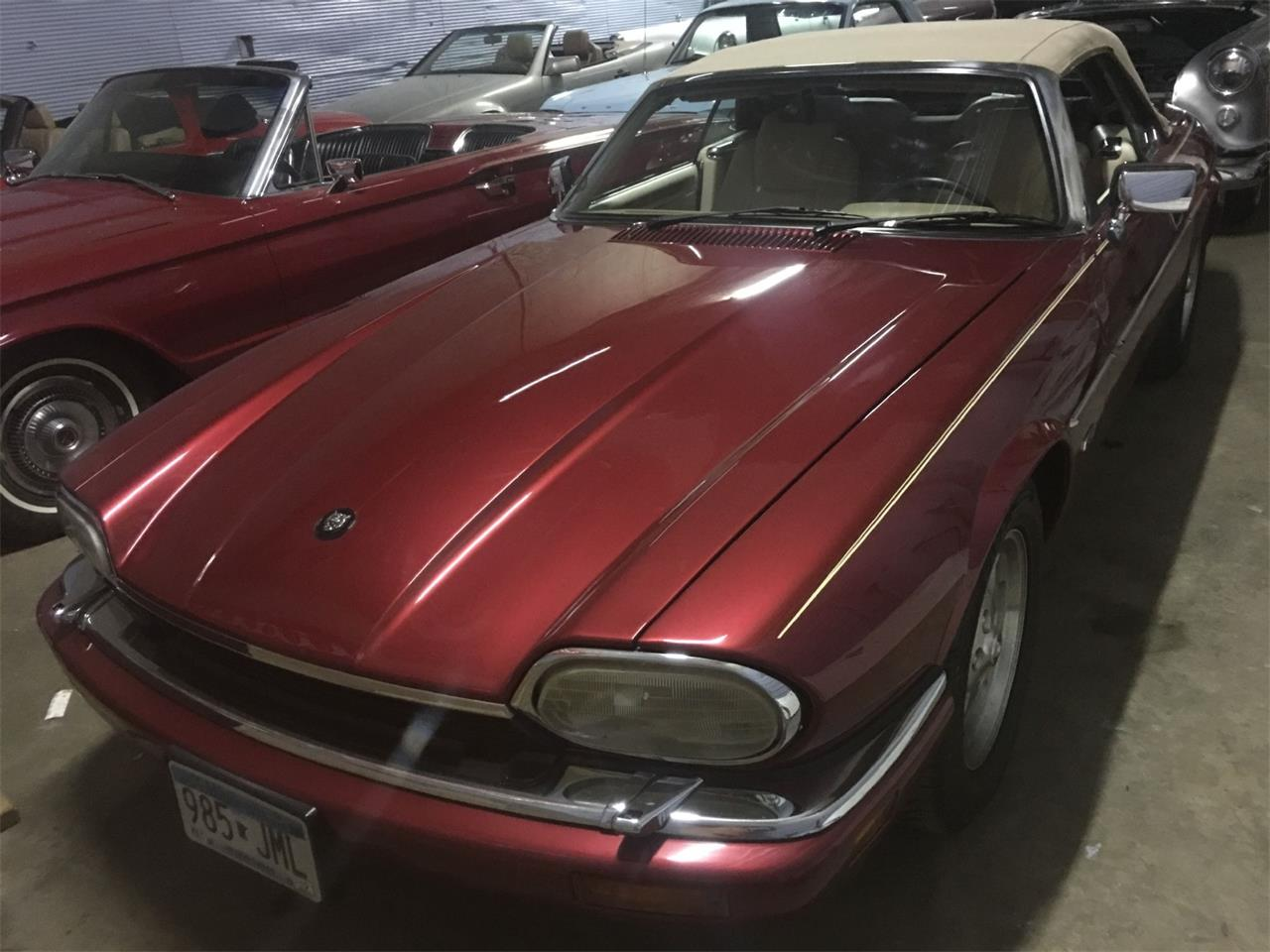 1995 Jaguar XJS for sale in Annandale, MN – photo 37