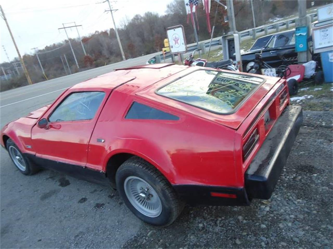 1975 Bricklin SV 1 for sale in Jackson, MI