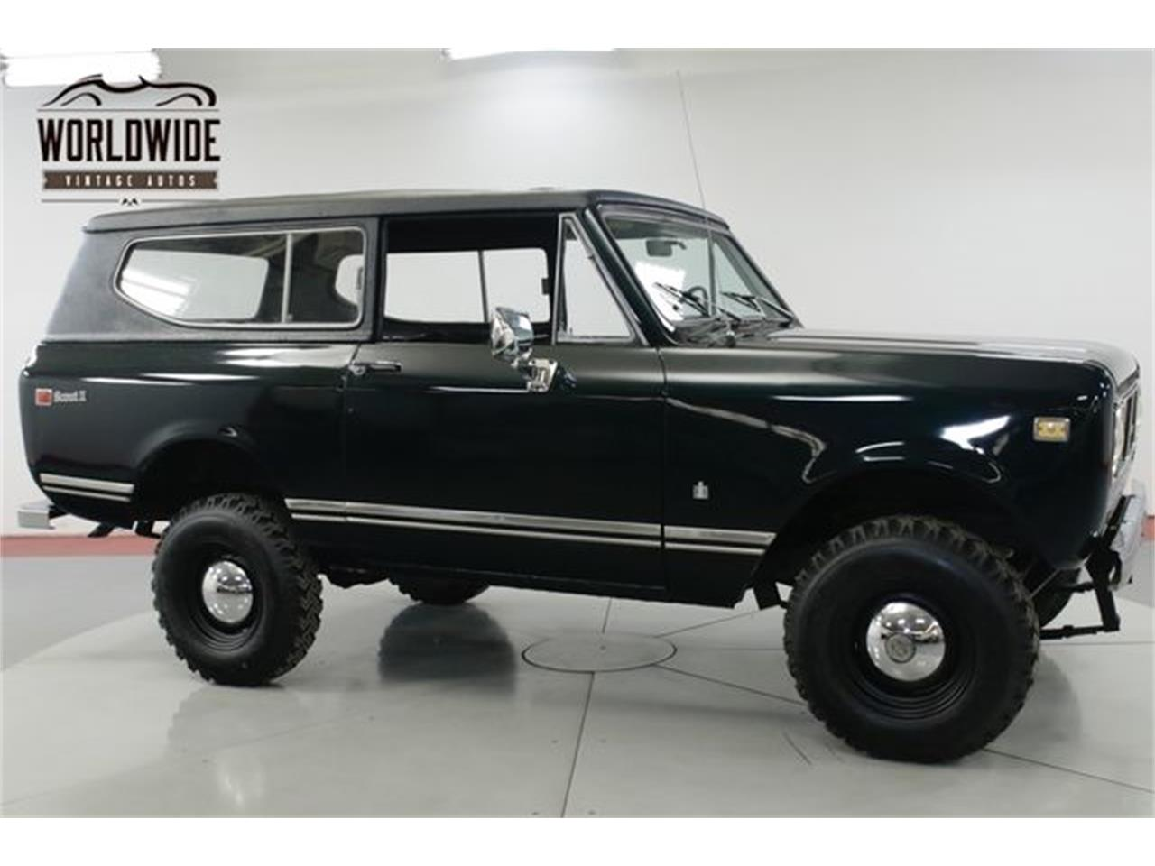 1973 International Scout for sale in Denver , CO – photo 71