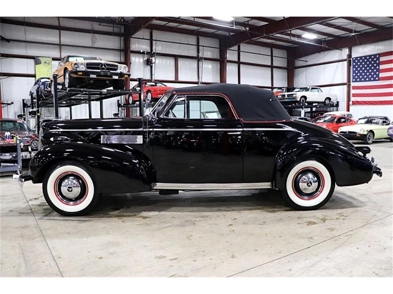 1939 LaSalle Coupe for sale in Kentwood, MI – photo 65