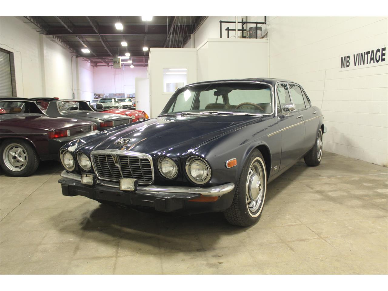 1974 Jaguar XJ12 for sale in Cleveland, OH ...