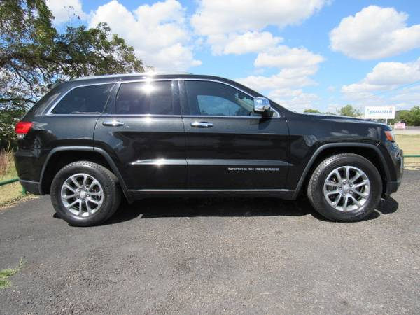 2014 Jeep Grand Cherokee Limited - Loaded, Warranty, Locally Owned for sale in Waco, TX – photo 5