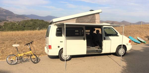 Eurovan Camper 1999 Loaded and Ready to Roll - $39000 for sale in Los Osos, CA – photo 10