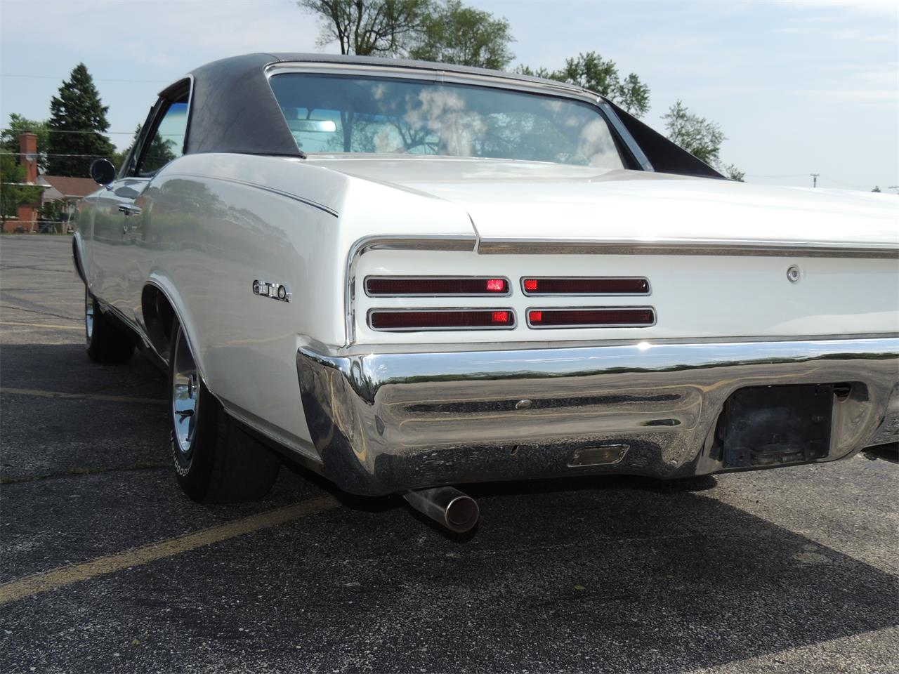 1967 Pontiac GTO for sale in Chicago, IL – photo 4