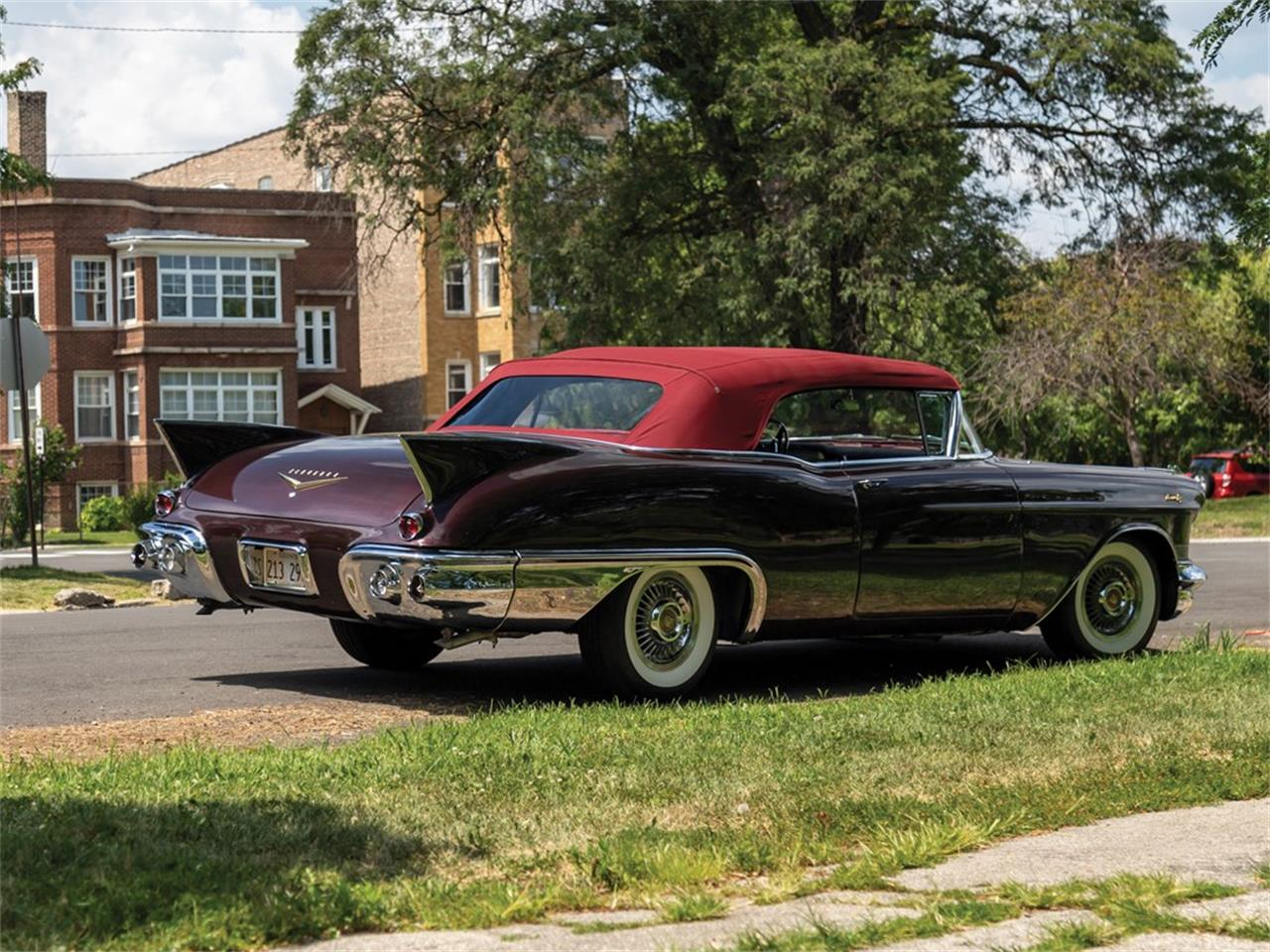 1957 Cadillac Eldorado Biarritz for sale in Auburn, IN – photo 2