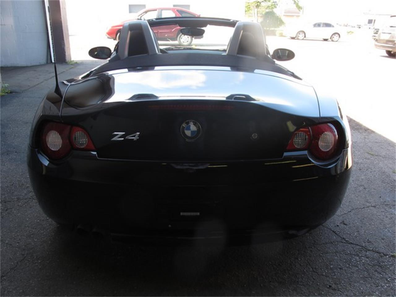 2005 BMW Z4 for sale in Troy, MI – photo 8