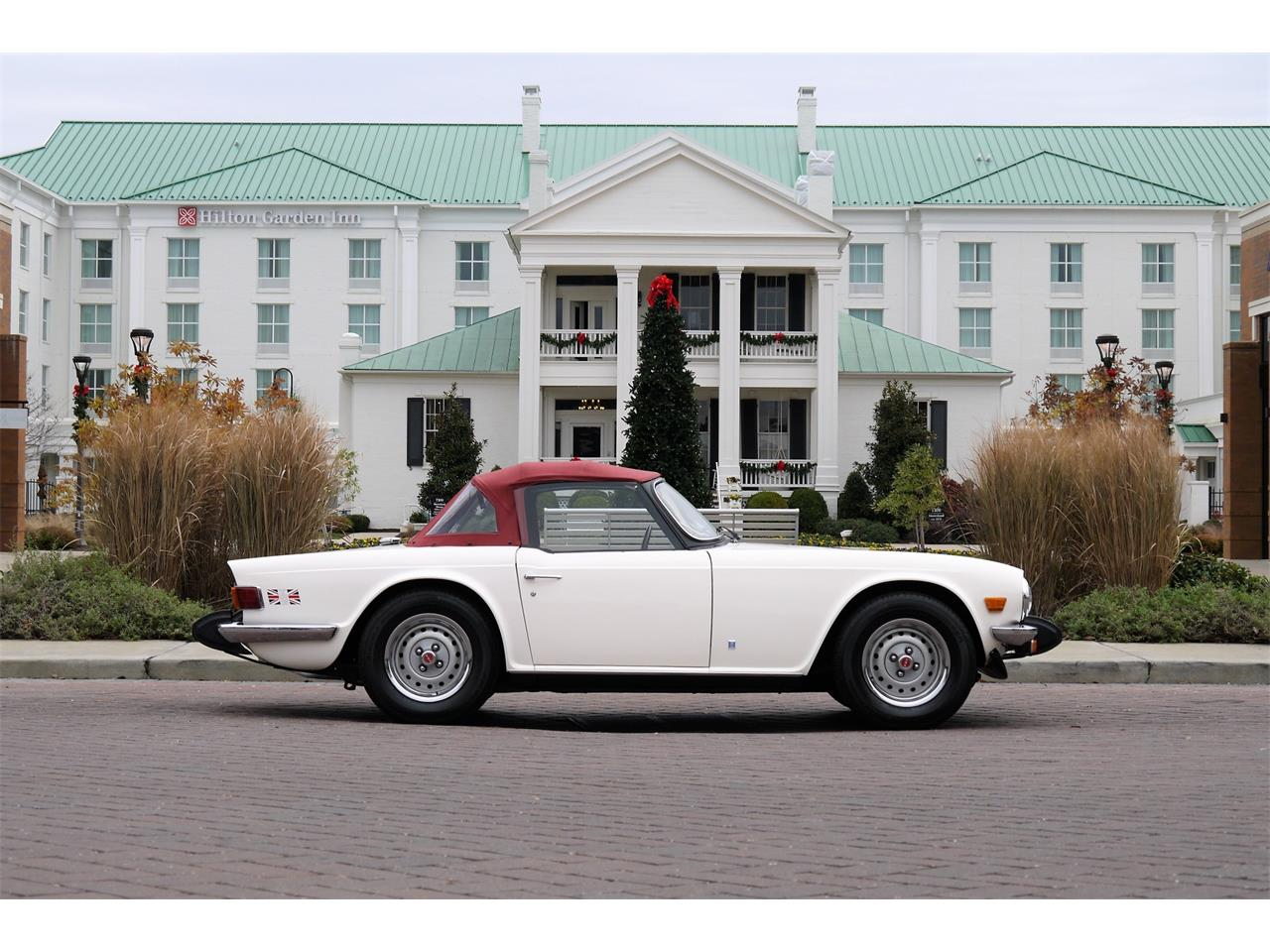 1976 Triumph TR6 for sale in Brentwood, TN – photo 14