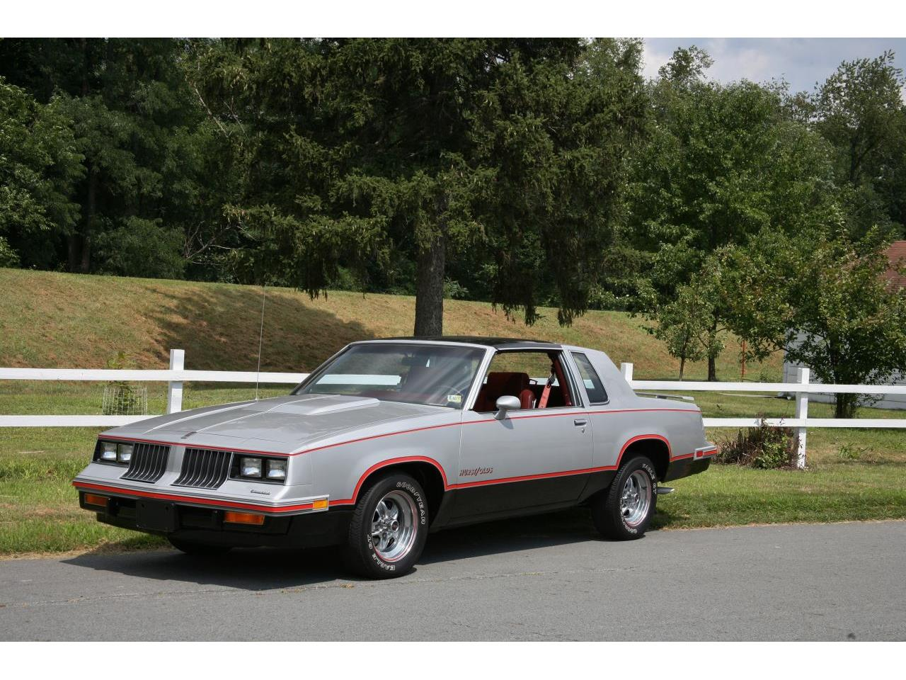 1984 Oldsmobile Cutlass for sale in Old Forge, PA – photo 7