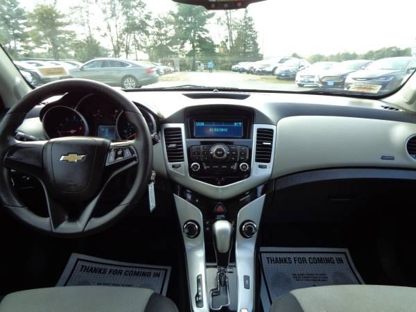 2014 Chevrolet Cruze One Owner Immaculate Condition for sale in Rustburg, VA – photo 16