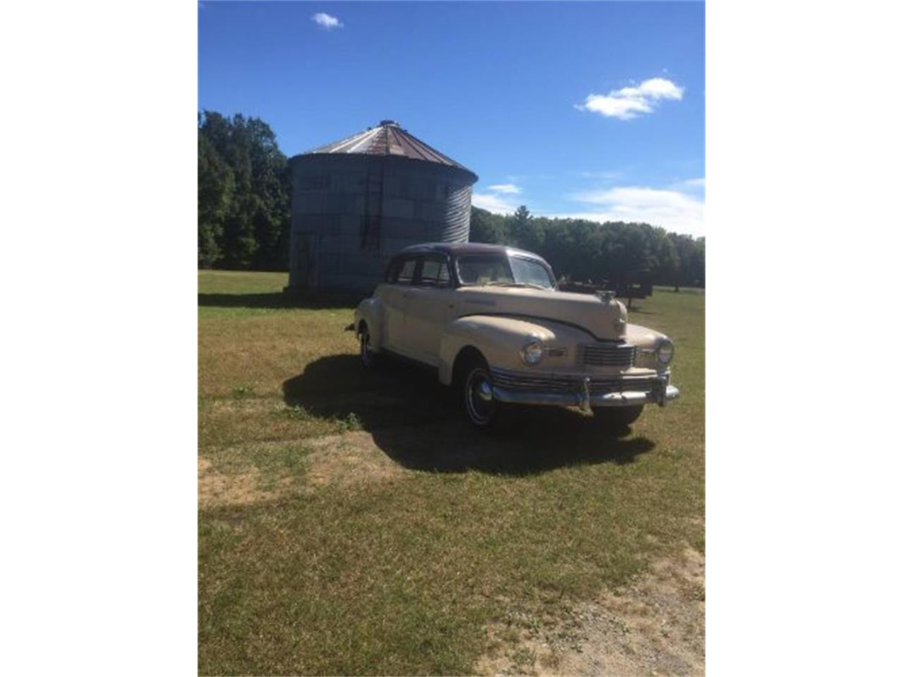 1948 Nash Ambassador for sale in Cadillac, MI – photo 4