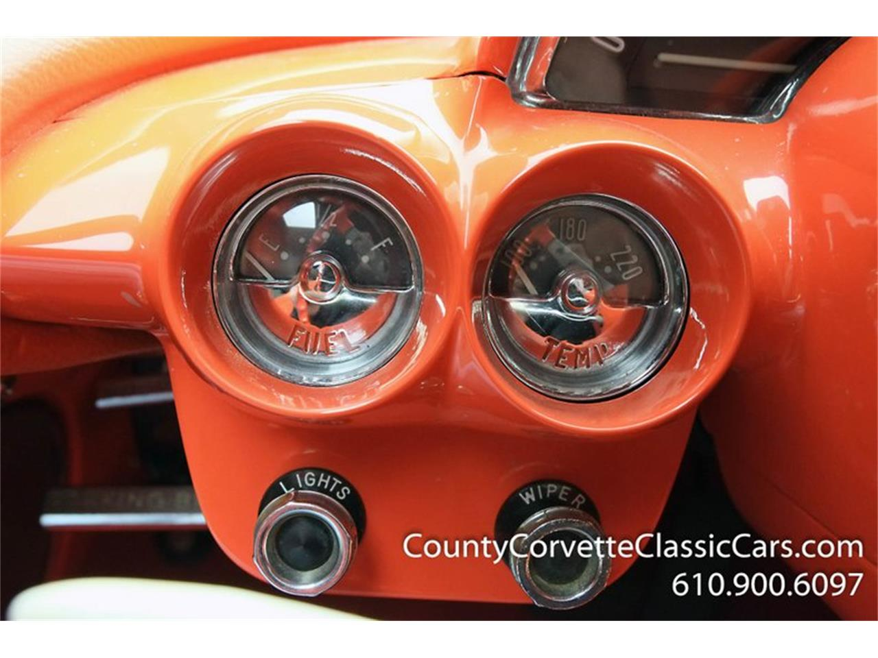 1958 Chevrolet Corvette for sale in West Chester, PA – photo 34