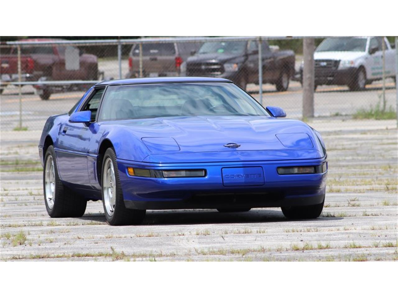 1995 Chevrolet Corvette for sale in Alsip, IL – photo 72