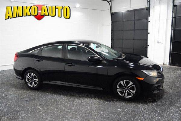 2016 Honda Civic LX LX 4dr Sedan CVT - $750 Down for sale in District Heights, MD – photo 23
