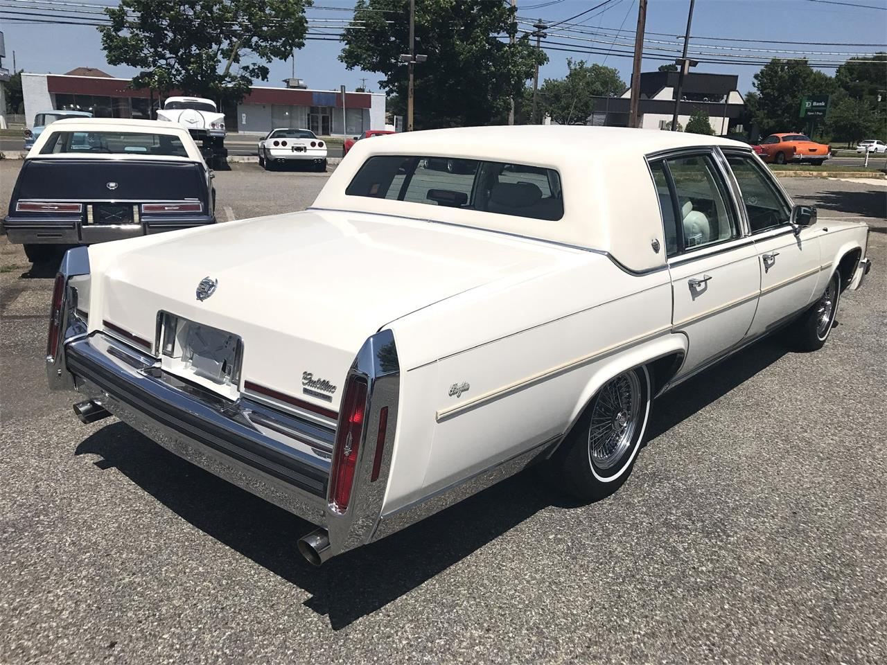 1987 Cadillac Fleetwood Brougham for sale in Stratford, NJ – photo 4
