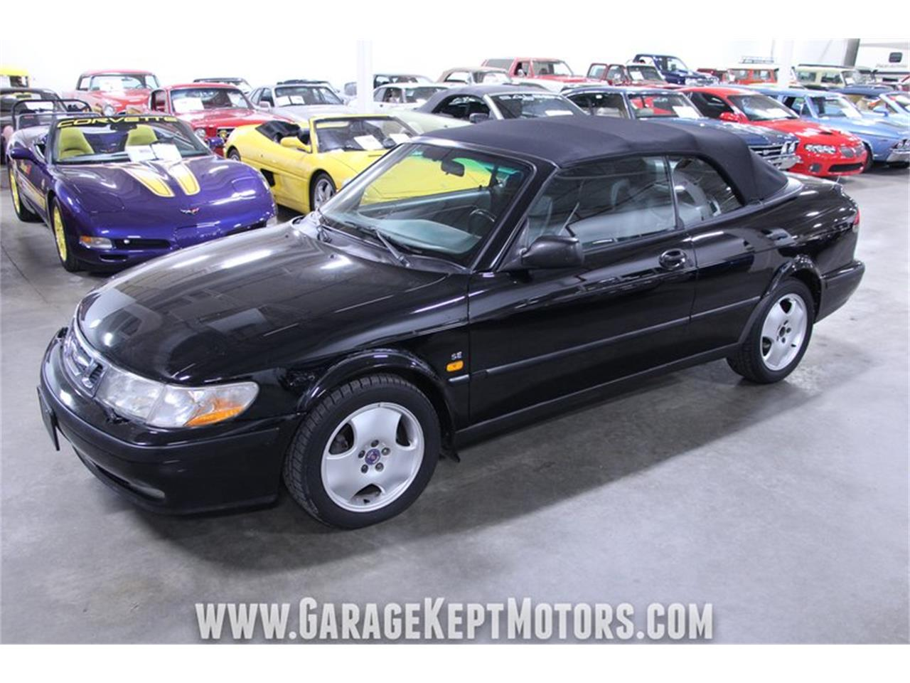 1999 Saab 9-3 for sale in Grand Rapids, MI – photo 62