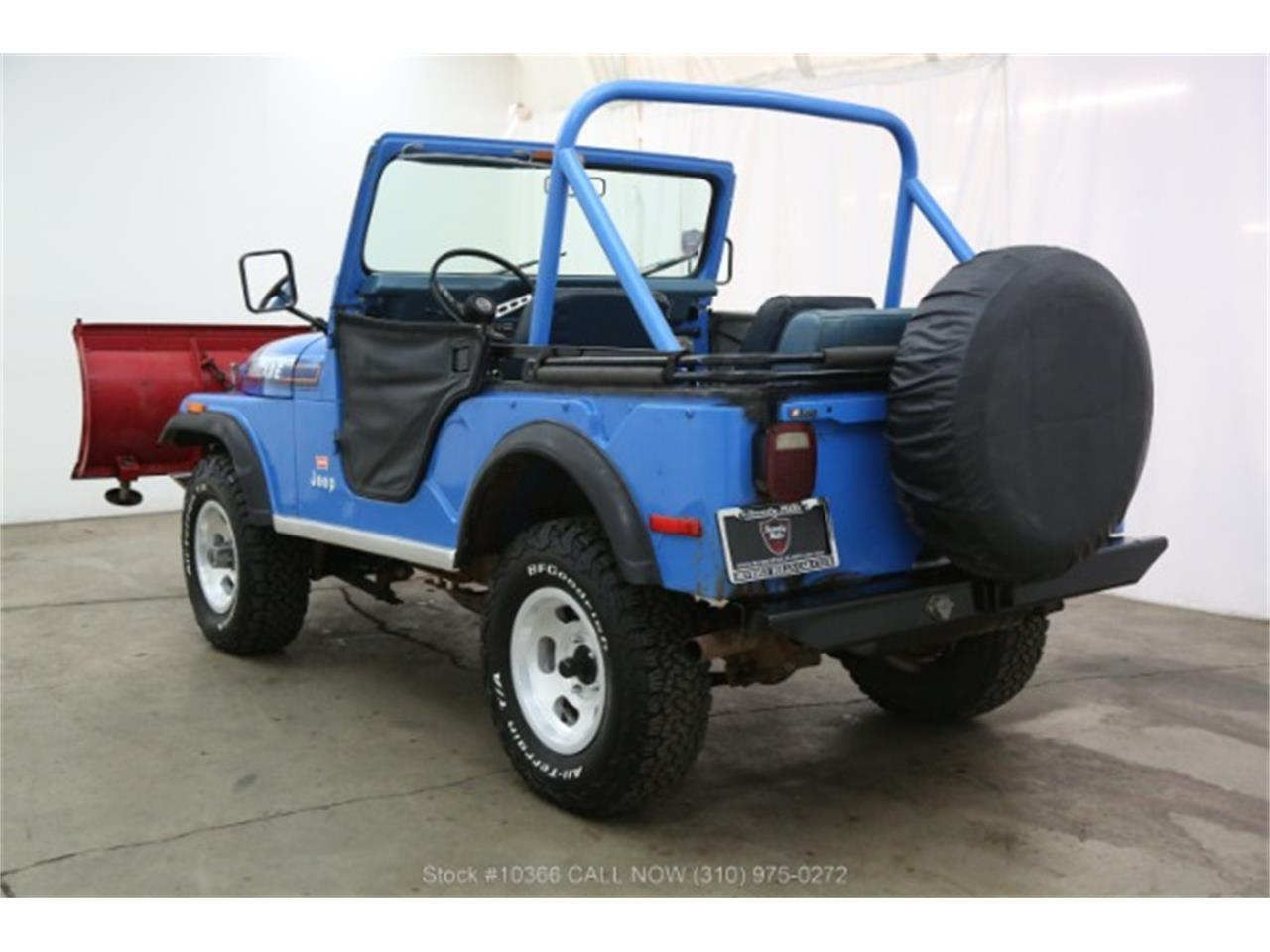 1976 Jeep CJ5 for sale in Beverly Hills, CA ...