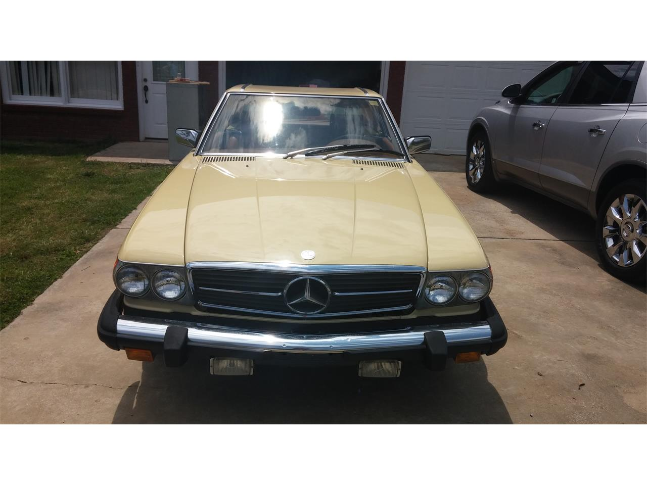 1978 Mercedes-Benz 450SL for sale in Haleyville, AL – photo 13