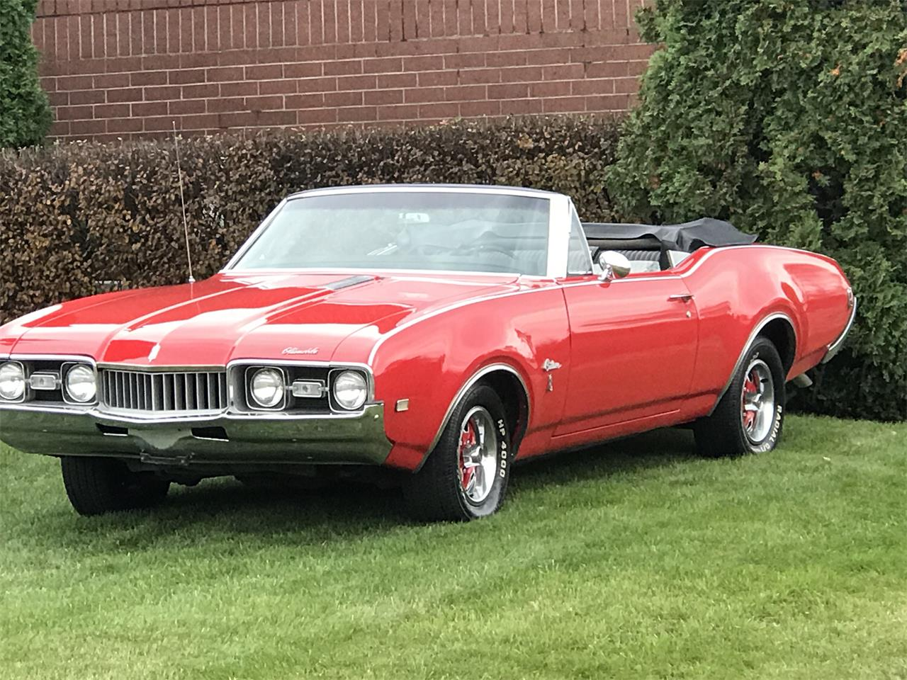 1968 Oldsmobile Cutlass for sale in Geneva, IL – photo 2