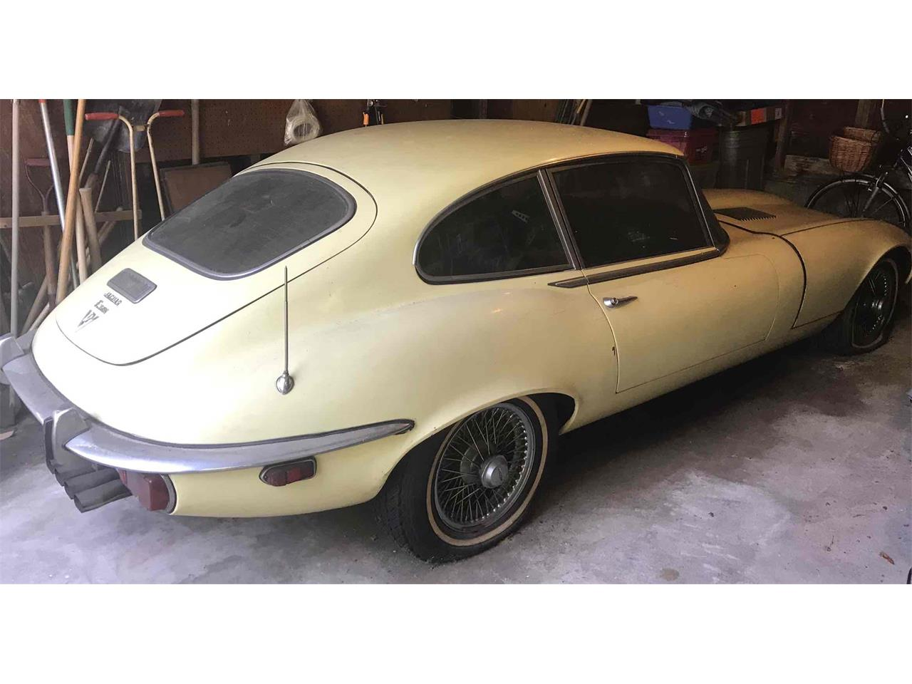 1972 Jaguar E-Type for sale in Whitestone, NY